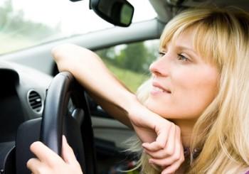 Posture en voiture